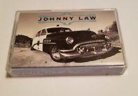 Johnny Law Cassette Tape metal blade 1991