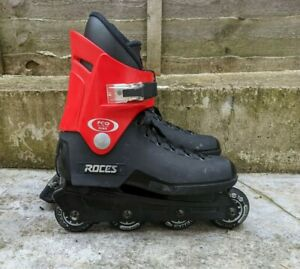 Roces FCO Rome Inline Skates UK Size 8 Rollerblades
