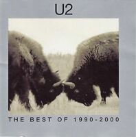 U2 the best of 1990-2000 & b-sides (2X CD, numbered limited edition) EX/EX