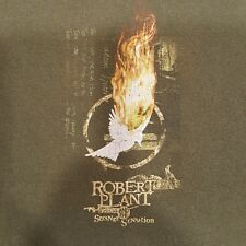 VTG 2006 Robert Plant and Strange Sensation Concert Tour XL T-shirt Led Zeppelin
