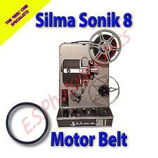 SILMA SONIK 8 standard 8mm Sound cine proiettore Belt (motore principale Cintura)