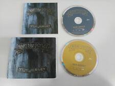 Bon Jovi New Jersey Deluxe Edition 2014 - 2 x cd original album + Demos Bonus