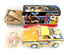 Bandai Pre Morphin Power Rangers JETMAN vehicle & figure set 1990's MEGA RARE