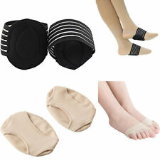 PEDIMEND™ Fabric Metatarsal Sleeves and Fabric Compression Arch Support Sleeves