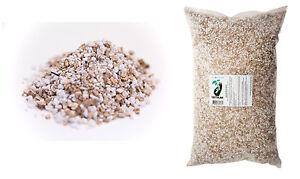 Perlite et Vermiculite TERRALBA 10L, substrat toutes cultures aération rétention