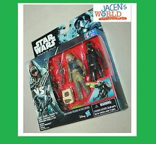 Rebel Commando Pao Imperial Death Trooper Rogue One Mission Series Action Figure