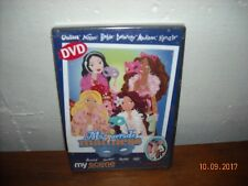 My Scene Masquerade Madness Animation DVD, 2004 Barbie, Nolee, Chelsea, (SEALED)