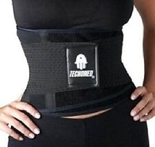 Tecnomed Belt Fitness Body Shaper Size Small Black