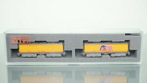 KATO 106-085 Union Pacific Water Tender 2-Car set N scale