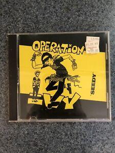 Rare Operation Ivy Seedy CD Ska Punk Karma Kredit Records