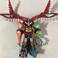 BANDAI Power Rangers Wild Force Gaoranger DX Gao Icarus Megazord Figure No Box