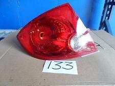 05 06 07 08 09 10 Chevrolet Cobalt DRIVER Side tail light Used rear Lamp #133