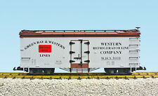 USA Trains G Scale R16493 Green Bay & West Assorted road #'s CHOICE NEW RELEASE