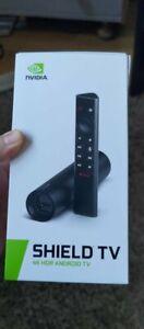 NVIDIA Shield TV 4K HDR Ready Media Streamer - Black with Remote + FREE P&P