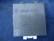 Mazda 5 CR Headlamp Leveling Steuergerät CC64-51-225