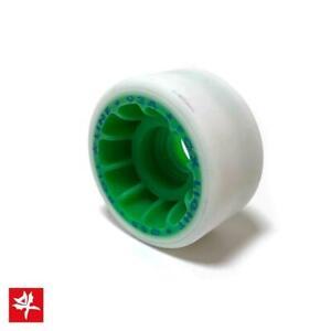 Roll-Line Fox 55mm Professional Light Freestyle Quad Skate Wheels - Cosmetic Def
