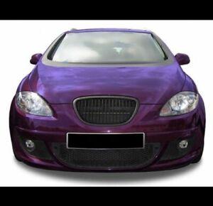 Pour Seat Leon II 1P Altea 5P Toledo Calandre Sport Grill Noir sans Emblème