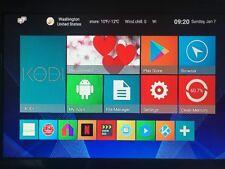 MXQ Pro Box ✔ Kodi 17.6 ✔ Quad-Core ✔ Android 7.1 ✔ Smart TV Amazon Firestick TV alt