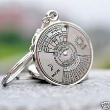 50 YEARS - CALENDAR KEY RING/ KEY CHAIN IN COMPASS STYLE WITH BEAUTIFUL LOOKS.