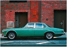 Jaguar XJ6 A4 JIGSAW Puzzle Birthday Christmas Gift (Can Be Personalised)