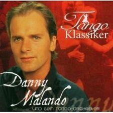 "DANNY MALANDO ""TANGO KLASSIKER"" CD NEUWARE"