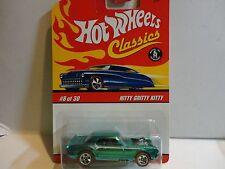Hot Wheels Classic Series 3 #8 Green Nitty Gritty Kitty