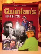 Quinlan's Film Directors over 700 bios, details, films, credits w/pix Dj2ndHb