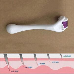 Remove Scars Micro Needle Skin 0.2-3 mm 540 Titanium Microneedle Derma Roller