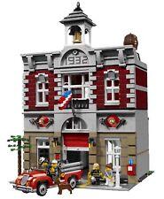 Brand New Custom Creator Fire Brigade 10197 + Instruction + Complete Set