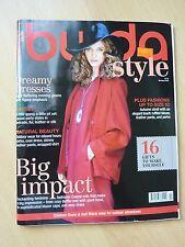 Burda Style Magazine,11/2011  Patterns Uncut,Children Snow Wear,evening gowns