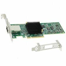 LSI SAS 9300-8e SGL Storage Controller SATA 6Gb/s / SAS 12Gb/s PCIe 3