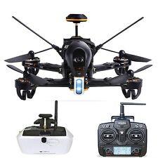 Walkera F210 Deluxe Racer Quadcopter Drone w/ 5.8G Goggle4 FPV Glasses /Devo 7