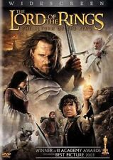 THE LORD OF THE RINGS - THE RETURN OF THE KING (WIDESCREEN EDITION) (DVD)