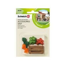 SCHLEICH 42115 FEED SET BRAND NEW