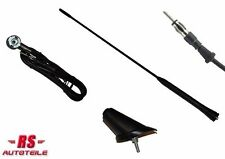 40cm Universal RS KFZ Antenne Autoantenne Stabantenne für alle Fiat Modelle