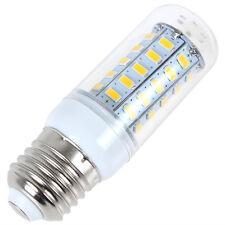 1pcs Universal E27 6W  48 LED SMD 5730 Light LED Corn Bulb Cool  White 220-240V