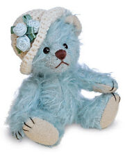 Teddy Hermann Bluebell bear mohair - 15494 - limited edition of only 200 pieces!