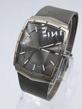 Skagen 396LTTM men's watch full titanium mesh bracelet 396LTTM  3 ATM