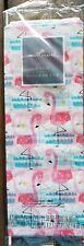 Hallmark Pink Flamingos Print Tissue Paper Made in Usa Original Packaging