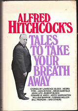Alred Hitchcock's - Tales To Take Your Breath Away - 1st/1st 1977 - in Jacket
