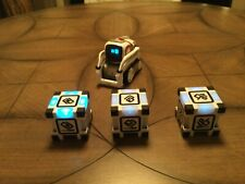 COZMO By Anki Robot Cosmo - Complete with original packaging, charger and cubes