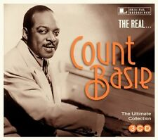 COUNT BASIE The Real... 3CD BRAND NEW Digipak The Ultimate Collection