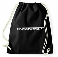 Stark Industries Turnbeutel Logo Tony Iron Man Sportbeutel Rucksack Avengers