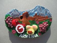 Armenian Fruits Ararat Armenia  -  3D  FRIDGE MAGNET SOUVENIR