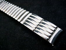 Steel Center Expansion Watch Band 16 Vintage New Old Stock Unused Glen Stainless