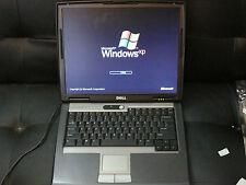 "Dell Latitude D520 Core Duo T2300 1.66GHz, 512 MB RAM, 60GB Hard Drive, 15"" Wifi"