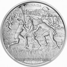Canada 2011 Lacrosse Kilogram Pure Silver Proof $250