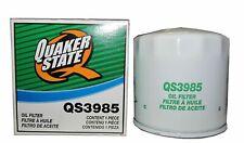 New Quaker State Oil Filter for 81-86 CHEVY CHEVETTE 90-95 CORVETTE QS3985 NEW