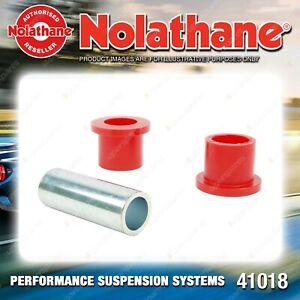 Nolathane Front Steering idler bushing for NISSAN 260C H330 280C P330 P430