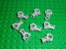 Broche 6536 vieux gris clair LEGO 10 x Technic Connecteur Croix axe